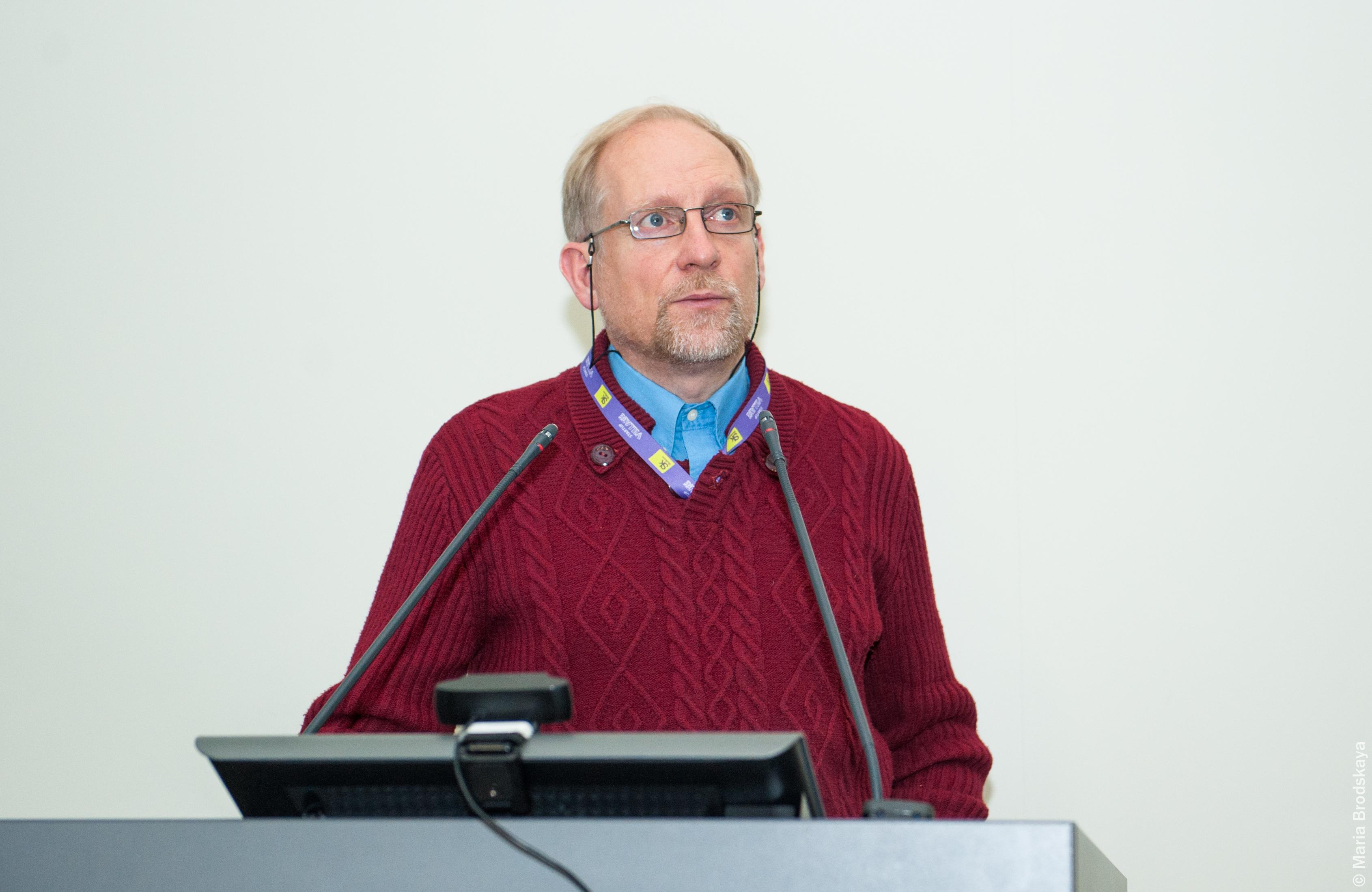 Доклад на Шмидтовском семинаре по сверхпроводимости