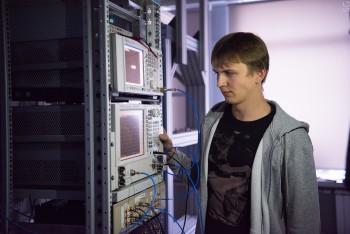 Илья Беседин, главный автор работы